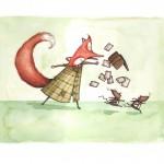 Angry Mr Fox